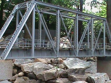 Custom Large Scale Bridges Mainline Bridges